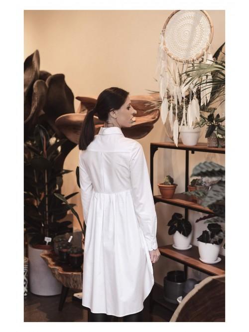 Marškininė suknelė Frakas