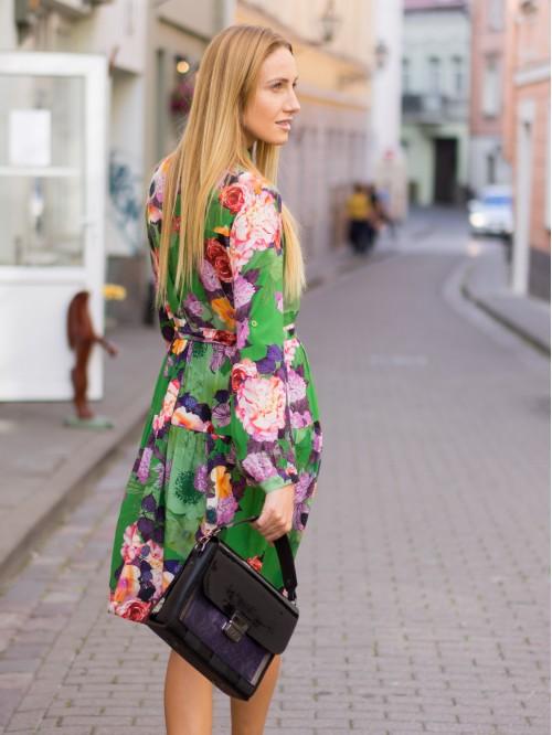 Suknelė Flowers